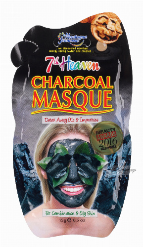 7th Heaven (Montagne Jeunesse) - CHARCOAL MASQUE