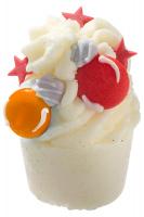 Bomb Cosmetics - Merry & Bright - Creamy Bath Cupcake