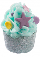 Bomb Cosmetics - Cosmic Girl - Creamy Bath Cupcake