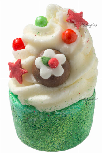 Bomb Cosmetics - Pudding it Nice - Creamy Bath Cupcake