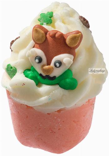 Bomb Cosmetics - Feeling Foxy - Creamy Bath Cupcake