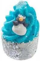 Bomb Cosmetics - Penguin Kisses - Creamy Bath Bun
