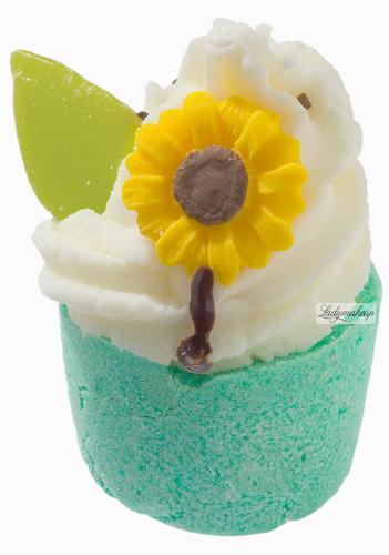 Bomb Cosmetics - Sunflower Fields - Creamy Bath Cupcake
