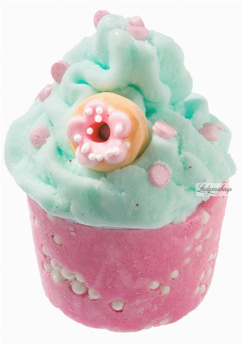 Bomb Cosmetics - Bake It Easy - Creamy Bath Cupcake