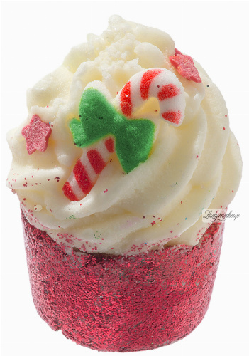 Bomb Cosmetics - Mint Condition - Creamy Bath Cupcake
