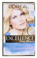 L'Oréal - EXCELLENCE Pure Blonde - 04 Ultra Light Blonde - Kremowa koloryzacja o zaawansowanej, potrójnej ochronie - Ultra jasny, beżowy blond