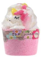 Bomb Cosmetics - It's a Kinda Magic - Creamy Bath Bun