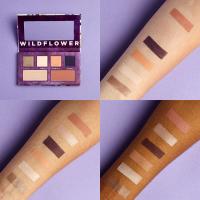 Sigma - WILDFLOWER EYE & CHEEK PALETTE - Paleta do makijażu oczu oraz twarzy