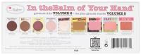 The Balm - IN THE BALM OF YOUR HAND Vol.2 - Paleta kosmetyków do makijażu