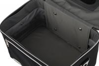 Inter-Vion - Kufer kosmetyczny (DUŻY Z KIESZENIĄ NA FRONCIE)