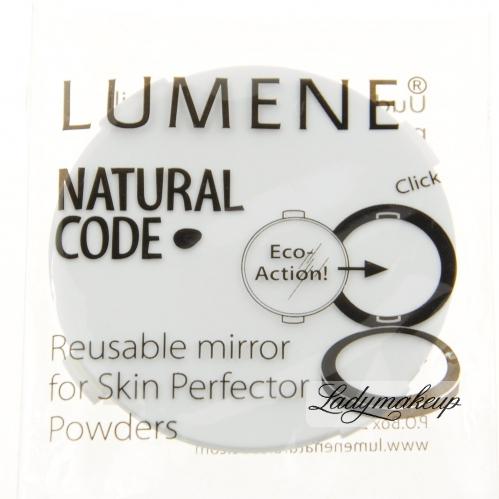 Lumene - Natural Code - Lusterko - Wkład do pudru