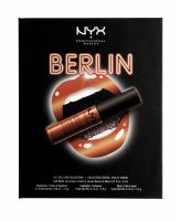 NYX Professional Makeup - CITYSET Wanderlust Lip, Eye & Face Palette - Zestaw kosmetyków do makijażu - BERLIN