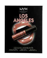 NYX Professional Makeup - CITYSET Wanderlust Lip, Eye & Face Palette - LOS ANGELES 2.0