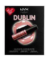 NYX Professional Makeup - CITYSET Wanderlust Lip, Eye & Face Palette - Zestaw kosmetyków do makijażu - DUBLIN