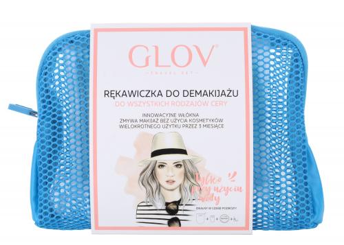 GLOV - TRAVEL SET - Zestaw podróżny do demakijażu twarzy