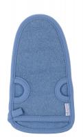 GLOV - Skin Smoothing Body Massage Glove - Rękawica do masażu ciała - BLUE - BLUE