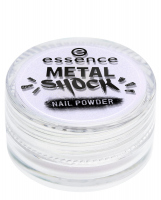 Essence - METAL SHOCK - NAIL POWDER - Puder do lakieru do paznokci - 05 - 05