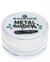Essence - METAL SHOCK - NAIL POWDER - Puder do lakieru do paznokci - 06 - 06