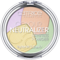 Catrice - COLOR NEUTRALIZER - MATTIFYING POWDER - 010