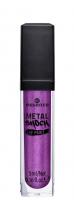 Essence - METAL SHOCK LIP PAINT - Metaliczny błyszczyk do ust - 02 - 02
