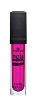 Essence - METAL SHOCK LIP PAINT - Metaliczny błyszczyk do ust - 03 - 03