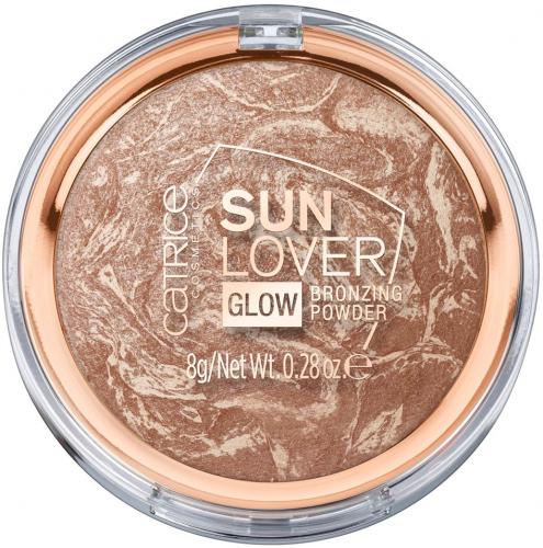 Catrice - SUN LOVER GLOW - BRONZING POWDER