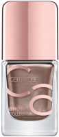 Catrice - BROWN COLLECTION - NAIL LACQUER - Lakier do paznokci