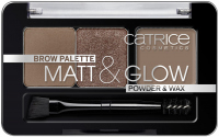 Catrice - BROW PALETTE - MATT & GLOW