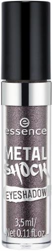 Essence - METAL SHOCK EYESHADOW - Metaliczny cień do powiek w płynie