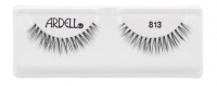 ARDELL - FAUX MINK - Luxuriously Lightweight with invisiband - Artificial strip eyelashes - 813 - 813