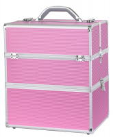 MAKE-UP BOX - NS06 + A - PINK STRIP