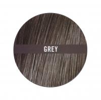 ARDELL - Thick FX - HAIR BUILDING FIBER - Koloryzujący preparat do zagęszczania włosów - GREY - GREY