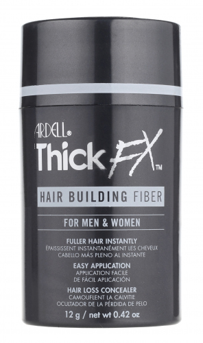 ARDELL - Thick FX - HAIR BUILDING FIBER - Koloryzujący preparat do zagęszczania włosów