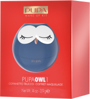 PUPA - OWL 1 - 003 Fuchsia Shades - Zestaw do makijażu ust