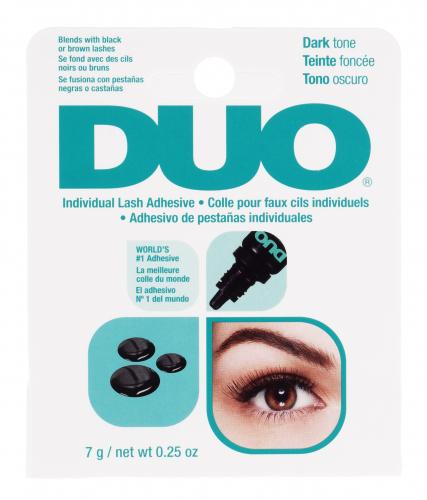 DUO - Individual Lash Adhesive Dark - Klej do kępek