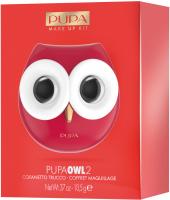PUPA - OWL 2 - 003 Warm Shades - Zestaw do makijażu oczu i ust