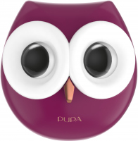 PUPA - OWL 2 - 012 Cold Shades - Eye and lip make-up set
