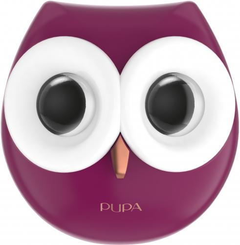 PUPA - OWL 2 - 012 Cold Shades - Zestaw do makijażu oczu i ust