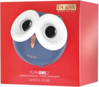 PUPA - OWL 3 - 012 Cold Shades - Zestaw do makijażu twarzy, oczu oraz ust