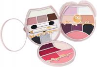 PUPA - OWL 4 - 011 Cold Shades - Zestaw kosmetyków do makijażu