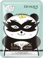 BIOAQUA - EYE MASK HYDRA NOURISH - Nawilżająca maska pod oczy w płacie