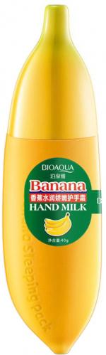 BIOAQUA - BANANA HAND MILK