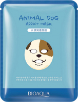 BIOAQUA - Animal Dog Addict Sheet Mask