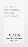 PILATEN - WHITE CLAY MASK - Mask cleansing blackheads