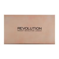 MAKEUP REVOLUTION - FLAWLESS 4 - ULTRA 32 EYESHADOWS PALETTE - Paleta 32 cieni do powiek