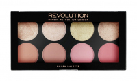 MAKEUP REVOLUTION - BLUSH PALETTE - BLUSH GODDESS