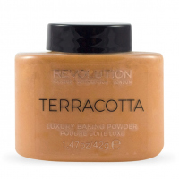 MAKEUP REVOLUTION - Luxury Baking Powder - Terracotta