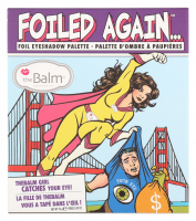 The Balm - FOILED AGAIN ... - FOIL EYESHADOW PALETTE - 12 eyeshadows