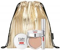 PUPA - Zestaw do makijażu - Vamp! Mascara + Rozświetlacz Light Infusion Highlighter + Plecaczek Gold