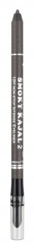 Karaja - SMOKY KAJAL - Eyeliner and eye crayon - 2 in 1